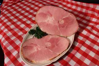 Smoked Ham Slices